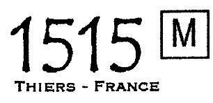 Monture 1515