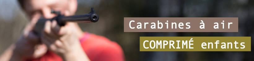 Carabines à air comprimé pour enfant Gamo