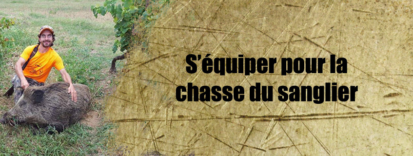 Chasse du sanglier