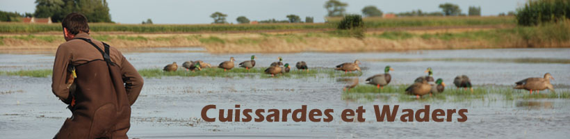 Waders - Cuissardes