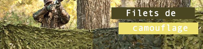 Filets camouflage