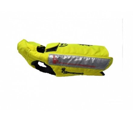 Gilet de protection PROTECT PRO ANTI-PERFORATION jaune