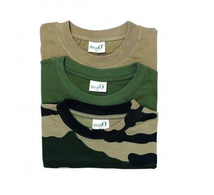 Pack de 3 tee-shirts manches courtes