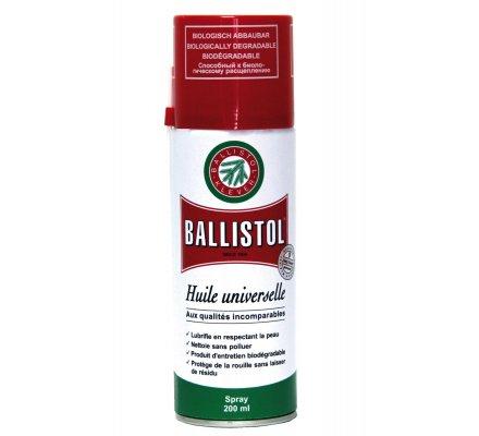 Aérosol d'huile universelle Ballistol 200 ml