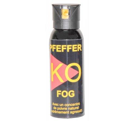 Aérosol lacrimogène poivre KO FOG