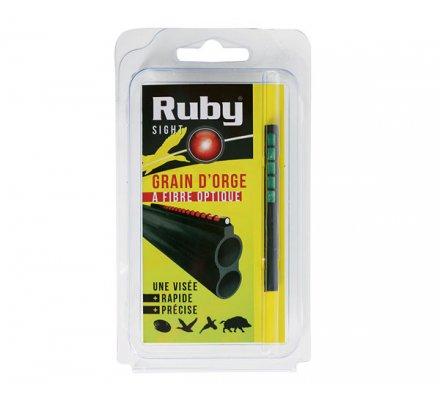 Organe de tir rouge Ruby 71mm