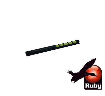 Organe de tir vert Ruby 71mm