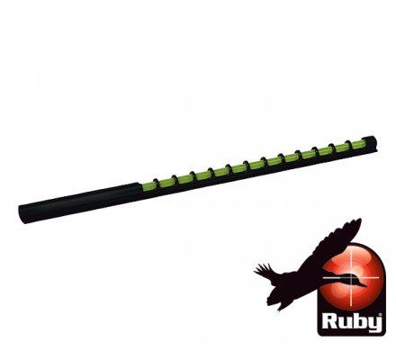 Organe de tir vert Ruby 120mm