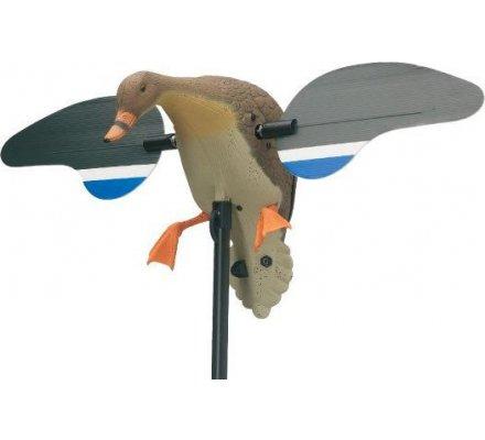 Appelant colvert femelle à ailes tournantes électriques Baby Mojo