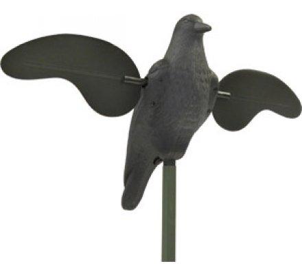 Appelant corbeau à ailes tournantes électrique Mojo