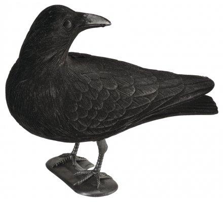 Pack 12 appelants corbeaux actifs floqués avec pattes