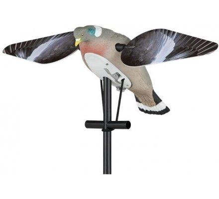 Appelant pigeon à ailes tournantes HD électrique Lucky Duck