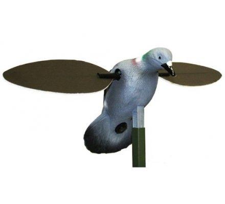 Appelant pigeon à ailes tournantes électriques Mojo