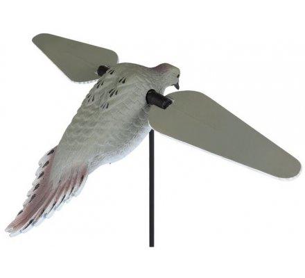 Appelant tourterelle à ailes tournantes électrique Lucky Duck