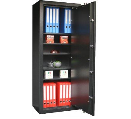 Armoire 5 étagères renforcées grand modèle INFAC SAFE
