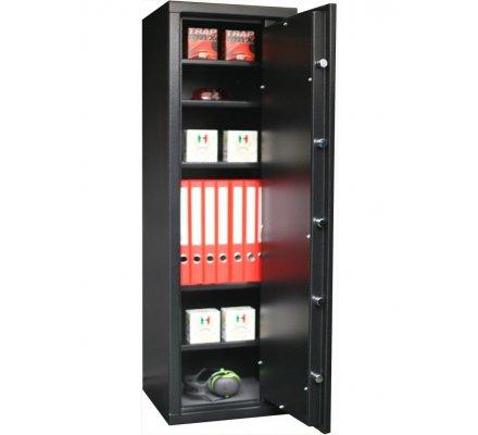 Armoire 5 étagères renforcées petit modèle INFAC SAFE