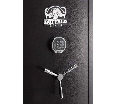Armoire à combinaison digitale 10 armes Buffalo River