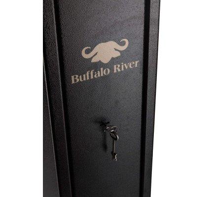 Armoire First double serrure 5 armes Buffalo River