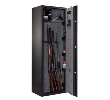 Armoire Premium avec poignée 10 armes Buffalo River