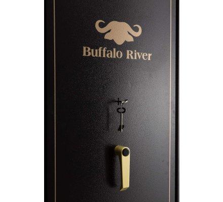 Armoire Premium avec poignée 18 armes Buffalo River