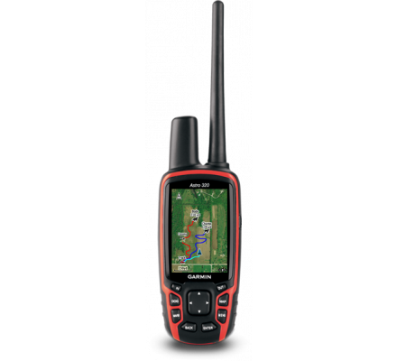 PACK GPS GARMIN ASTRO® 320 + 1 Collier DC 40™ FRANCE
