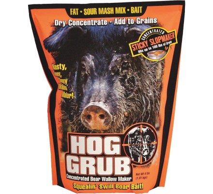 Attractant en poudre Hog Grub 1,8 kg