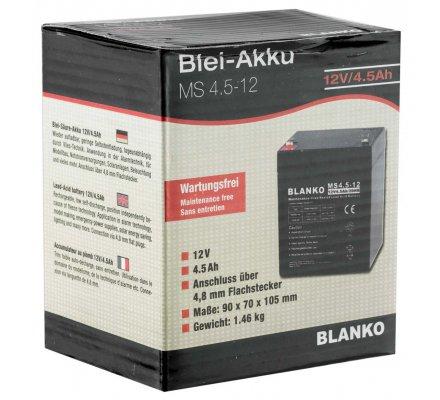 Batterie pour agrainoir Automatic 12 volts gamme FEEDER