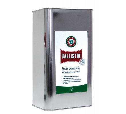 Bidon d'huile universelle Ballistol 5L