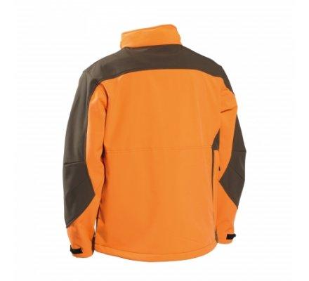 Veste Softshell orange/kaki Deerhunter Argonne