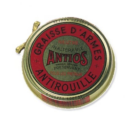 Boîte de graisse pour armes Antios