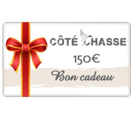 Bon cadeau 150€