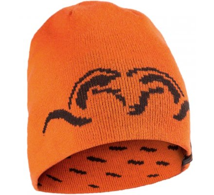 Bonnet réversible Blaser Argali orange