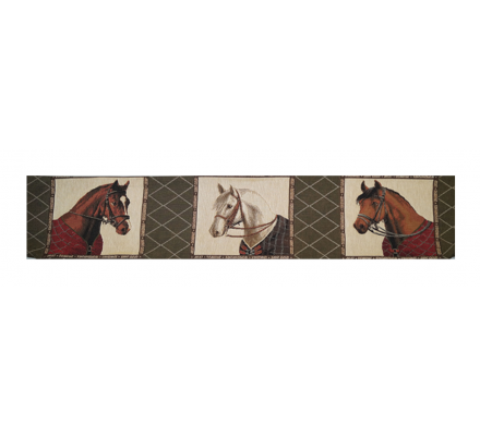 Boudin de porte chevaux