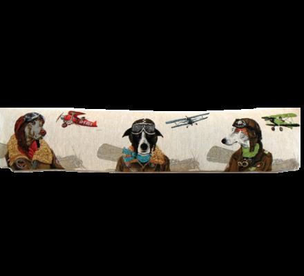 Boudin de porte chiens aviateurs
