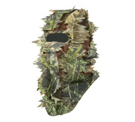 Cagoule 3D feuilles en maille Mossy Oak Obsession