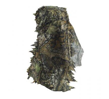 Cagoule feuilles 3D avec masque Deerhunter