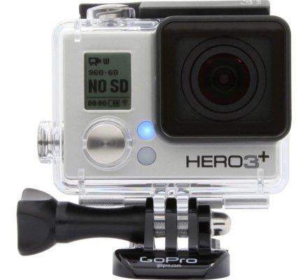 Caméra Gopro Heroe 3+ Silver Edition