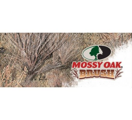Film camouflage adhésif pour lunette de tir Mossy Oak Brush