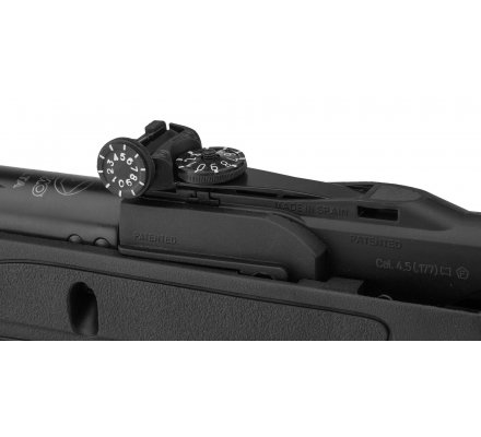 Carabine à air comprimé Delta série limitée canon fluté GAMO