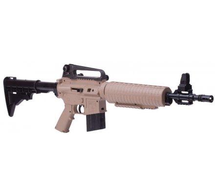 Carabine à air comprimé M4 - 177 à pompe cal 4.5