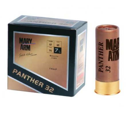 Cartouche Panther 32 cal 12 Mary Arm