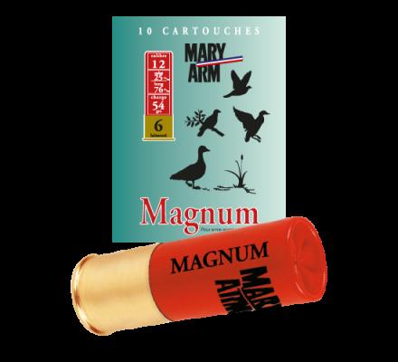 Cartouche Magnum 54 cal 12 Mary Arm