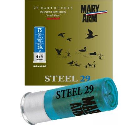 Cartouche Steel 29 cal 12 Mary Arm