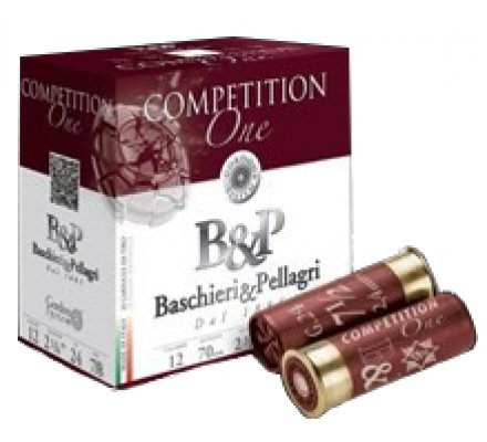 Cartouches B&P Competition One Cal 12 - 28g