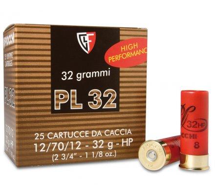 Cartouches Fiocchi 32 BJ HP cal 12
