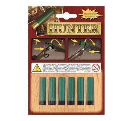 Cartouches pour fusil de chasse Hunter pour enfant