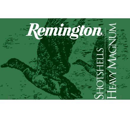 Cartouches Remington Heavy magnum 50 BJ cal 12