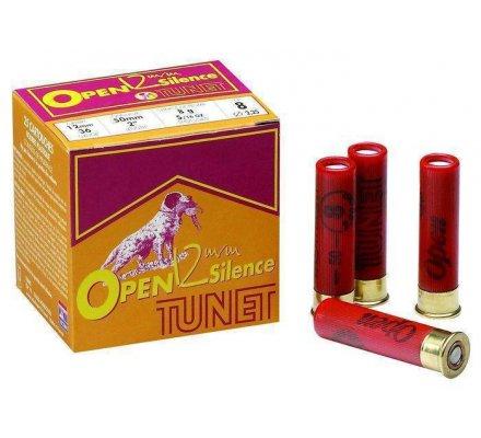 Cartouches Tunet open 12 mm silence