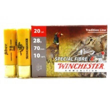 Cartouches Winchester special fibre 28 BG cal 20