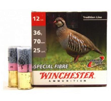Cartouches Winchester special fibre 36 BG cal 12